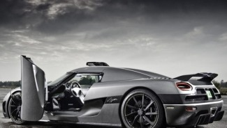 Koenigsegg Agera : Awarded As The Hypercar Of The Year