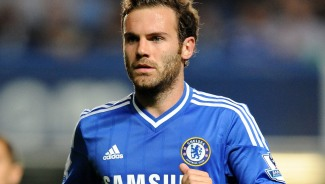 Juan Mata is Manchester United's most expensive player ever