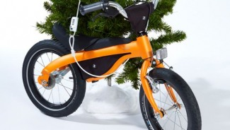 BMW Kidsbike 2011 Orange Edition to add style to kids' rides