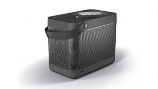 Bang & Olufsen Beolit 12 wireless speakers allows you to transport your music along
