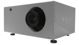 Wolf Cinema's 3D Projectors sell at $75K upwards