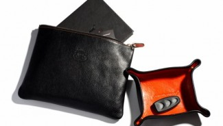 Ghurka For McLaren: Select leather accessories for McLaren Automotive
