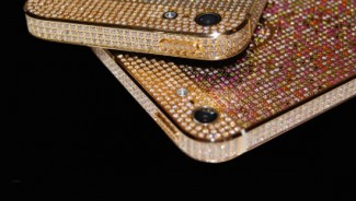 Continental Mobiles brings limited edition Adamas and Aurora luxury mobile phones