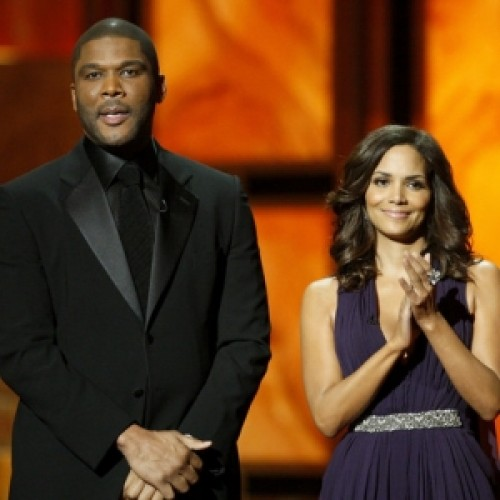 Halle Berry and Tyler Perry