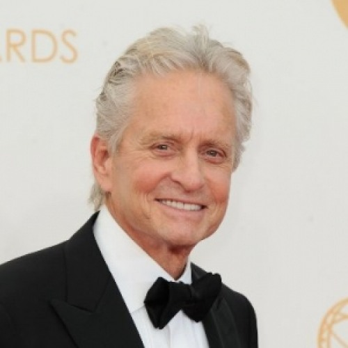 Michael Douglas earned a  million dollar salary, leaving the net worth at 300 million in 2017