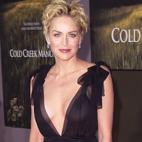 Sharon Stone vegetarian