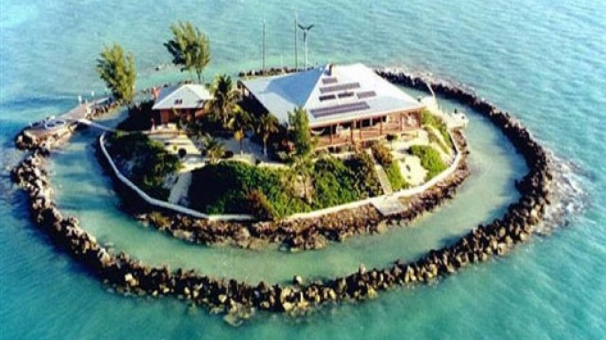 East sister rock Florida island up for sale