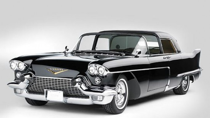 One-off 1956 Cadillac Eldorado Brougham Town Car concept goes on auction
