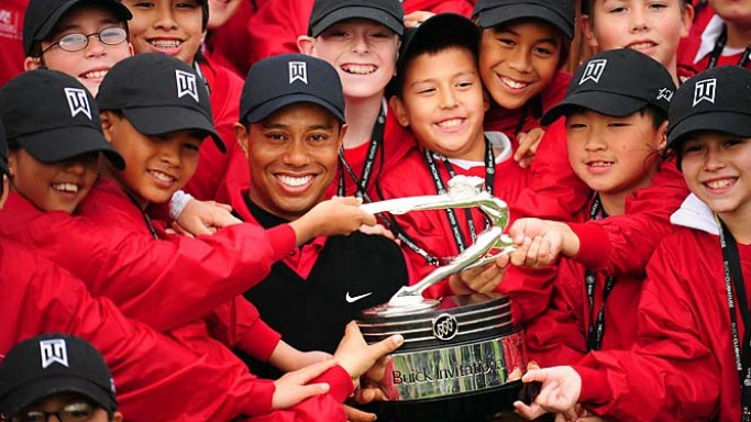 Tiger Woods Foundation