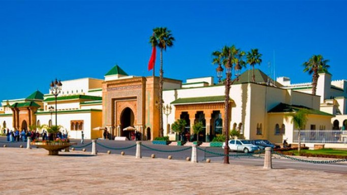 Rabat Royal Palace