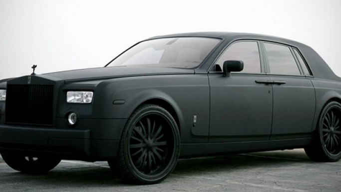 Roll Royce Phantom