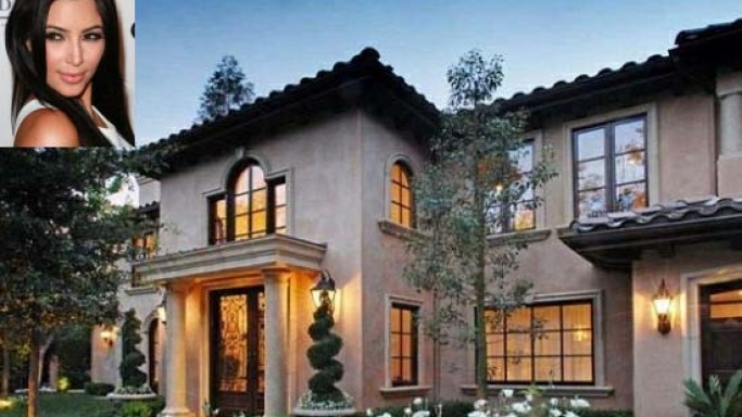 Kim Kardashian and Kanye West homes for sale