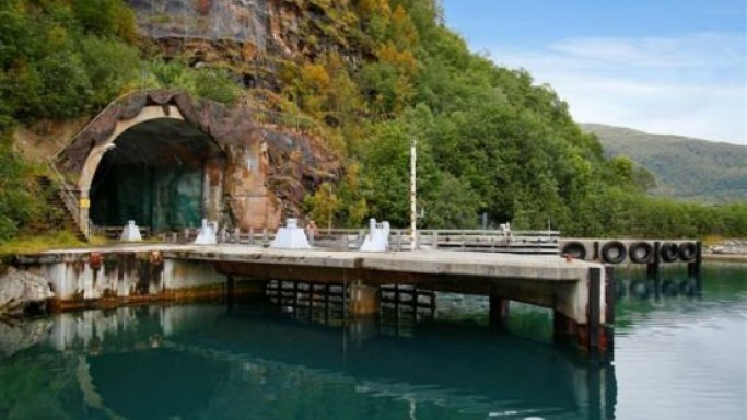 Secret Submarine Base For Sale at $17.5 million