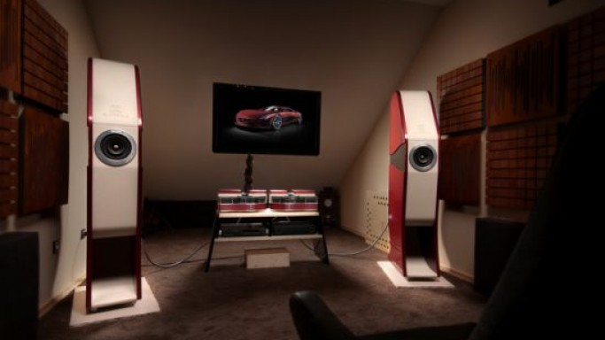 "$62,780 Vilner's audio system inspired by the Rimac ""Concept One"" super car"