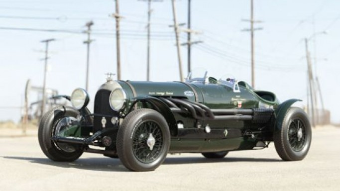 Vintage Bentley 'Hawkeye Special' with documented provenance from 1924 up for auction