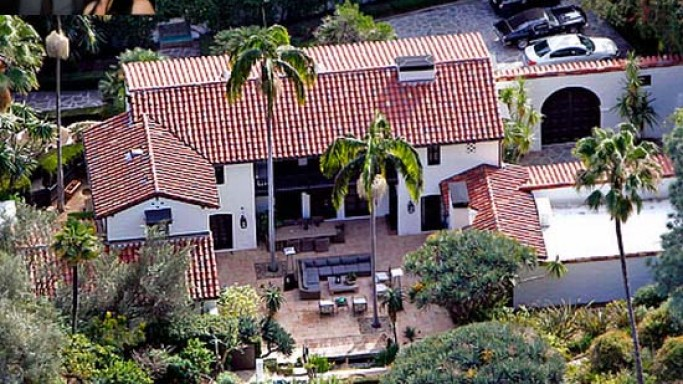Heartbroken Robert Pattinson puts up Los Angeles home for sale he once shared with Kristen Stewart