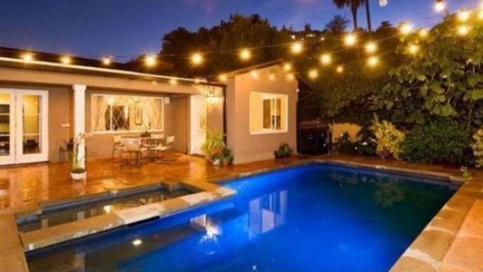 Hollywood Hills cottage