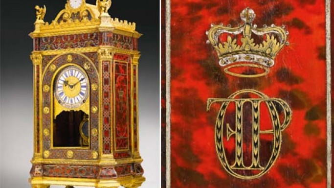 French clock by Abraham-Louis Bréguet is the world's most expensive clock at $6.8M