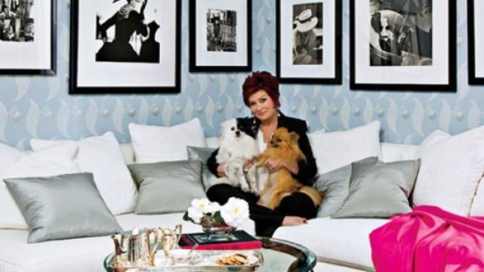 Sharon Osbourne's Dog