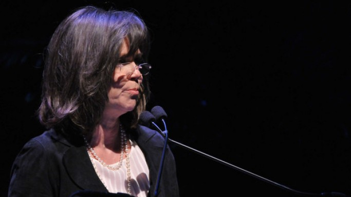 Sally Field attends the Vital Voices program