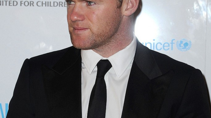 Wayne Rooney supports UNICEF program