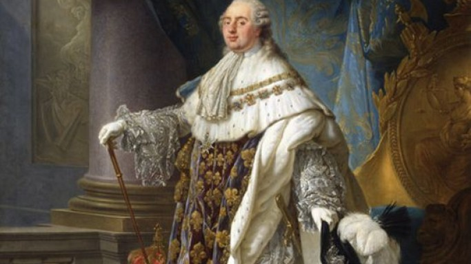 King Louis XVI blood stained cloth on auction in Paris