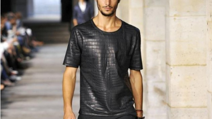 Hermes unveils $91,500 T-shirt made of crocodile skin
