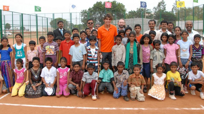 "The ""Rafael Nadal Foundation"" was established in 2004 by former world no.1 tennis star Rafael Nadal"