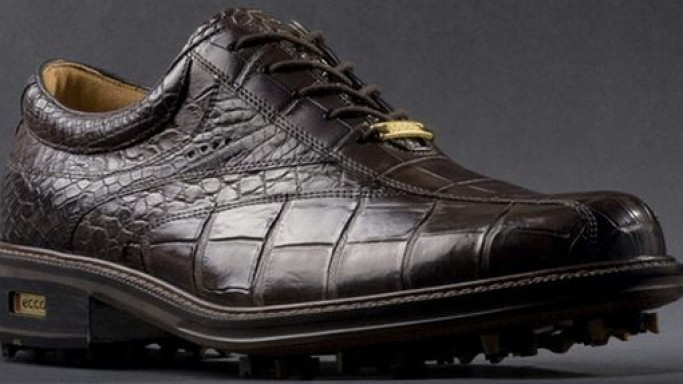ECCO's limited edition golf shoes are a style statement for your feet