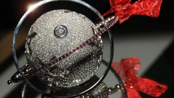 World's Most Expensive Christmas Bauble goes on sale for charity