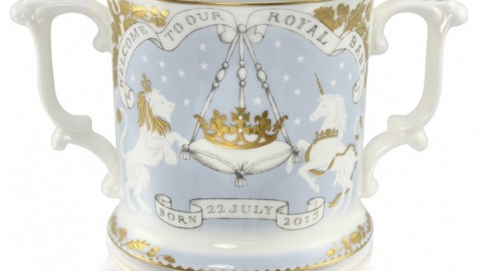 Special Edition Items to Commemorate the Birth of the Royal Baby
