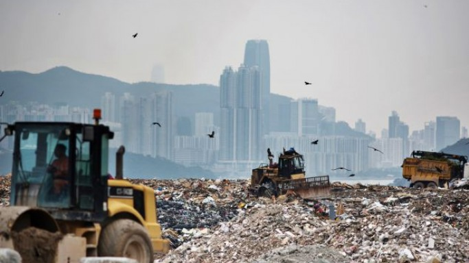 Hong Kong Police seeks $3.7m painting in a landfill