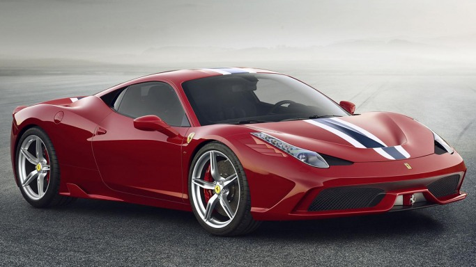 The new Ferrari 458 Speciale – Built for Speed
