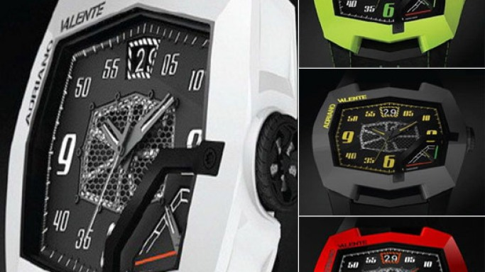 Limited edition Lamborghini AV-L001 watches to sell for $35,100