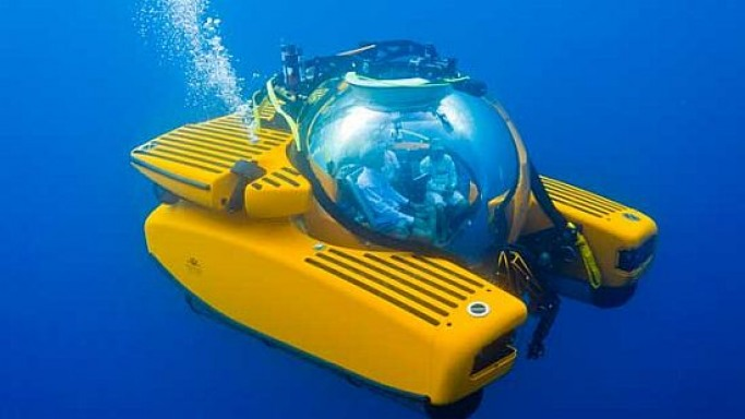 A superyacht owner commissions the Triton 3300/3 submarine