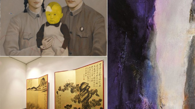 Sotheby's Hong Kong Contemporary Asian Art 2012 spring sale highlights