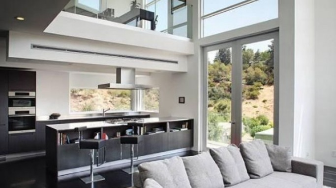 Hollywood Hills pad