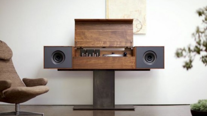 Symbol Audio Hi-Fi Console is for design lovers
