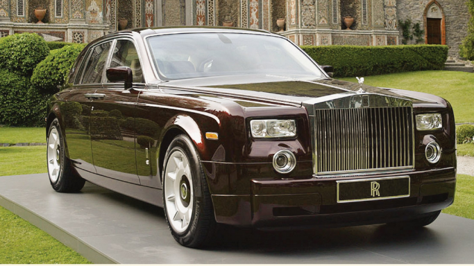 Rolls Royce Phantom Price Tag