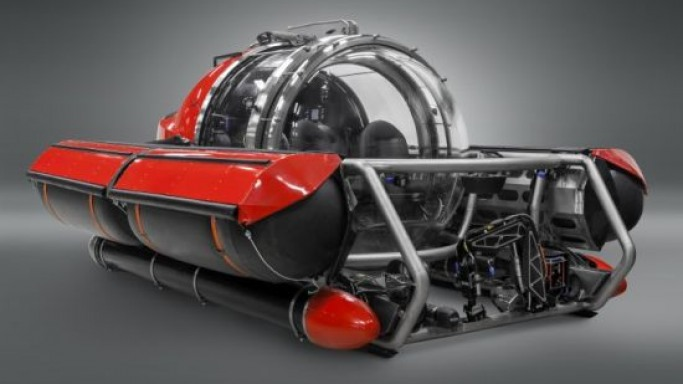 U-Boat Worx's latest $2.4 million C-Explorer 5 submarine is dubbed as world's first subsea limousine
