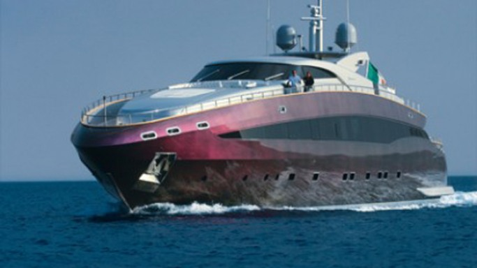 Alfa img - Showing > Trump Yacht