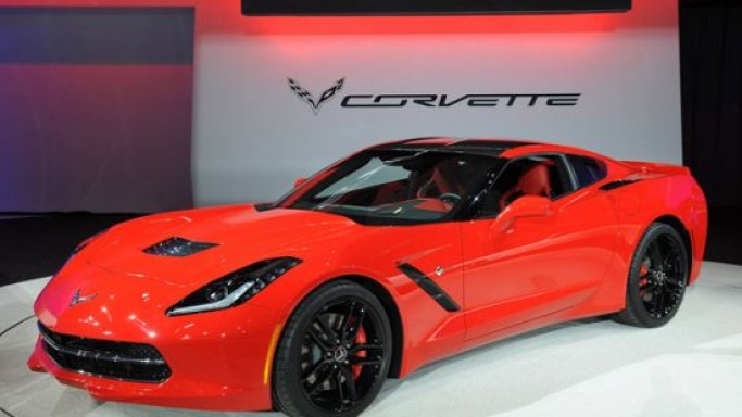General Motors to auction first Chevrolet Corvette Stingray 'C7′ at Barrett-Jackson for charity