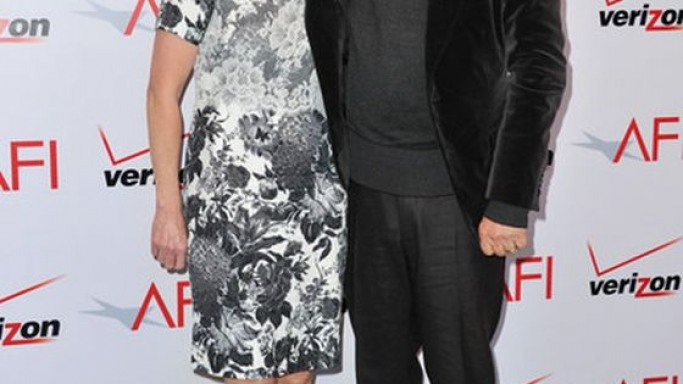 Sally Field wears Stella McCartney Short Sleeve Floral Perry Dress
