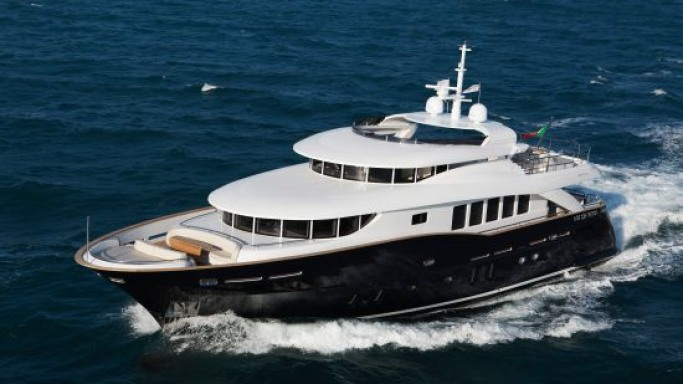 Filippetti Yacht's Navetta 26 yacht is an eco-friendly chic vessel for the environment conscious