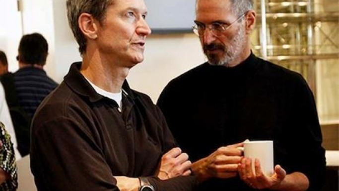Coffee with Apple CEO Tim Cook at Apple Headquarters in Cupertino, California costs more than $295,000