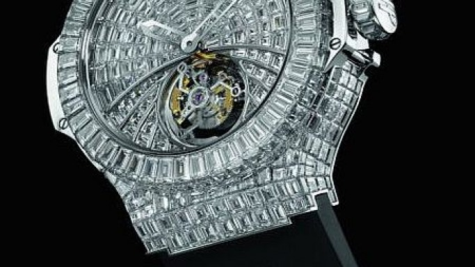 Hublot's $1 million exclusive Big Bang watch