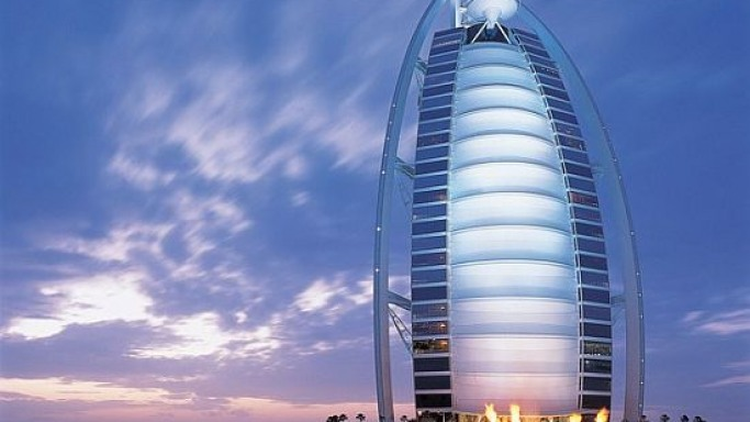 In photos: Breathtaking Burj Al Arab luxury hotel in Dubai