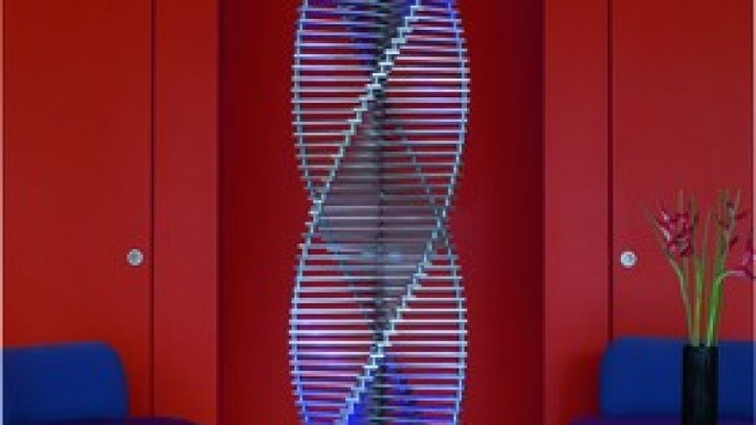 LED Radiator by Aeon: Design at its Best!