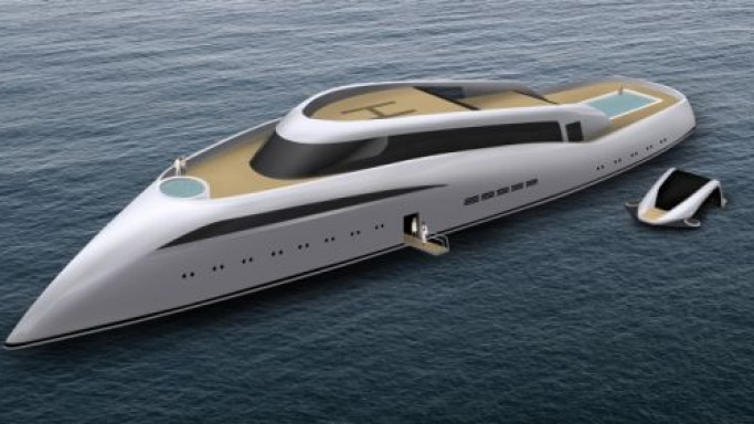 Solar Gem superyacht is both luxurious and eco-friendly