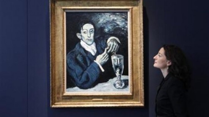 Record estimate as Picasso work goes on auction at Christie's